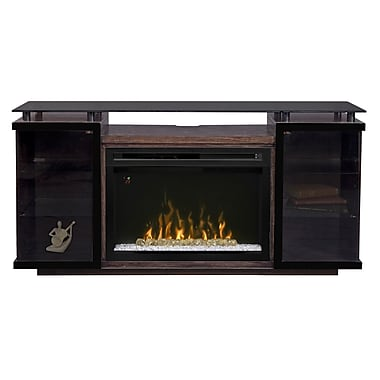 Dimplex Aiden 72'' TV Stand w/ Fireplace