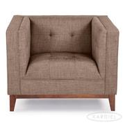 Kardiel Harrison Mid Century Modern Club Chair; French Press
