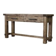 CDI International Country Console Table