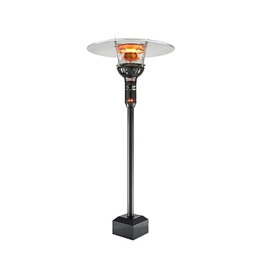 IR Energy Evenglo 53,000 BTU Natural Gas Mounted Patio Heater