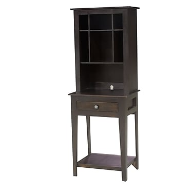 Eagle Furniture Manufacturing Hutch End Table; Sassy Gold