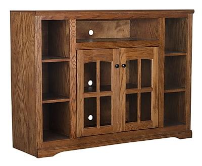 Eagle Furniture Manufacturing 55'' TV Stand; Caribbean Rum