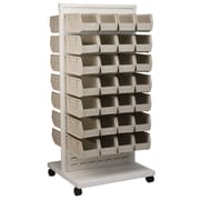 Akro Mils ReadySpace 52'' H Sixty Shelf Shelving Unit