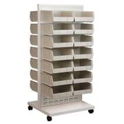 Akro Mils ReadySpace 52'' H Thirty Shelf Shelving Unit