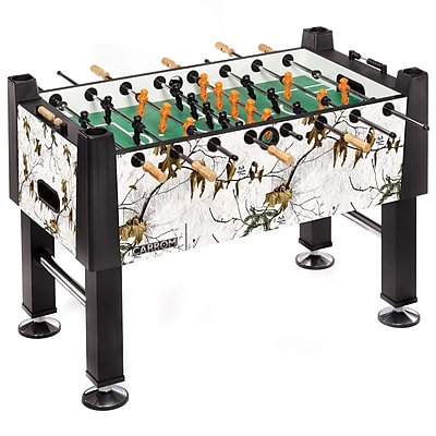 Carrom Realtree Xtra Signature Foosball Table; REALTREE