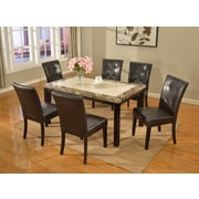 Milton Green Star Dining Table; Two-Tone