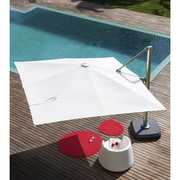 Infinita Corporation 9' Square Cantilever Umbrella