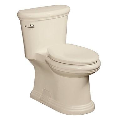 Danze Orrington High Efficiency 1.28 GPF Elongated 1 Piece Toilet; White