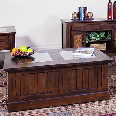 Sunny Designs Woodland Coffee Table