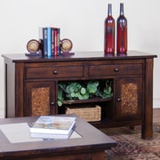 Sunny Designs Woodland Console Table