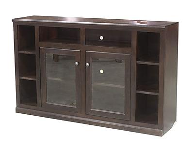 Eagle Furniture Manufacturing 66'' TV Stand; Smokey Blue