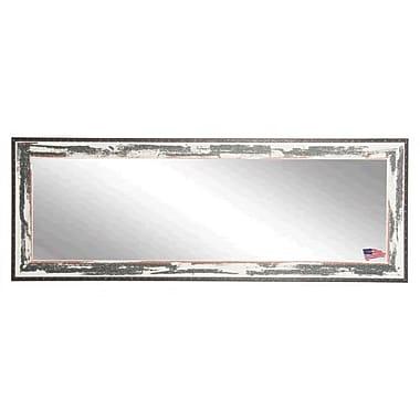 Rayne Mirrors Seaside Double Vanity Mirror; 39'' H x 72'' W