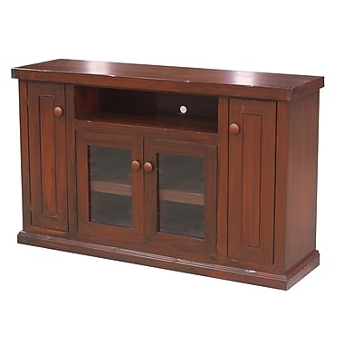 Eagle Furniture Manufacturing Calistoga 57'' TV Stand; Chocolate Mousse