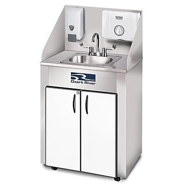 Ozark River Portable Sinks Elite Series 26'' x 18'' Single Pro 1 Hand-Wash Sink