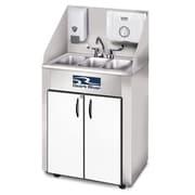 Ozark River Portable Sinks Elite Series 26'' x 18'' Triple Pro 3 Hand-Wash Sink