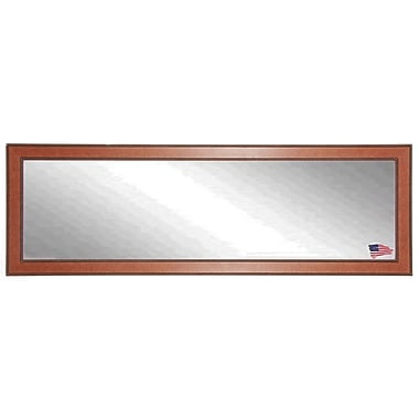 Rayne Mirrors Western Rope Double Vanity Wall Mirror; 77'' H x 38'' W