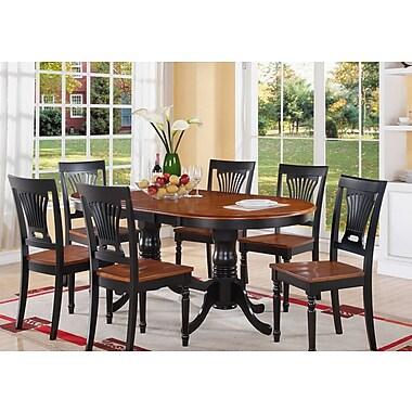 East West Plainville Extendable Dining Table