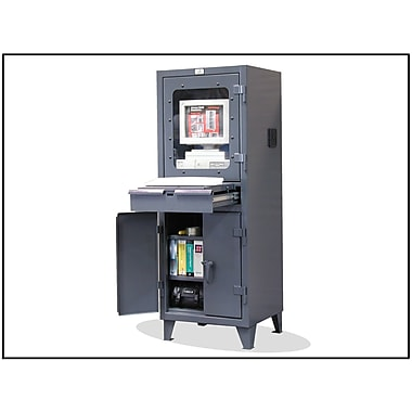 Strong Hold Products 78''H x 26''W x 24''D 2 Door Storage Cabinet