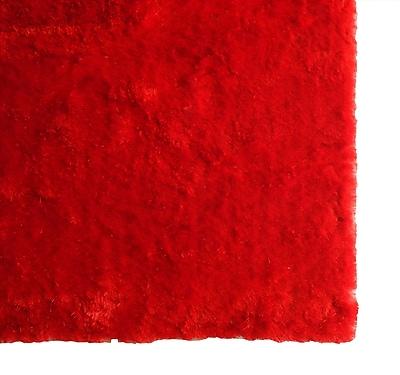 Creative Furniture Red Area Rug
