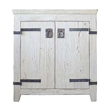 Native Trails Americana 30'' Single Bathroom Vanity Base