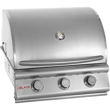 Blaze Grills 3-Burner Built-In Convertible Gas Grill; Propane