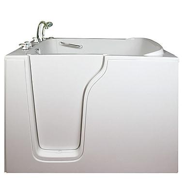 Ella Walk In Bath Bariatric Seat Whirlpool Walk-In Tub; Right