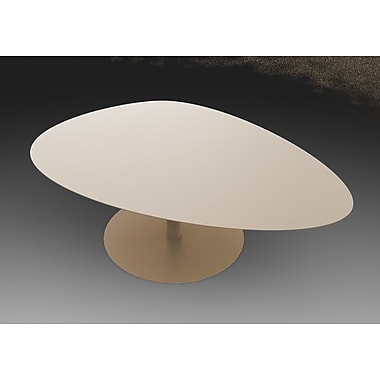 MG FRENCH DESIGN Low Coffee Table; Sand