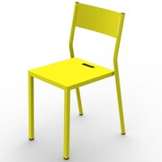 MG FRENCH DESIGN Take Chair; Yellow