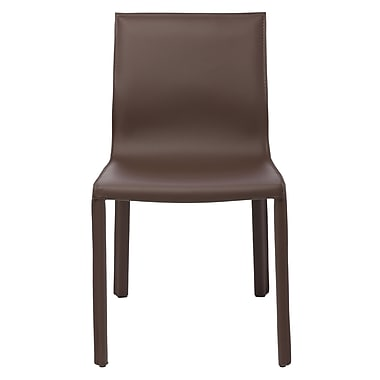 Nuevo Colter Side Chair; Mink