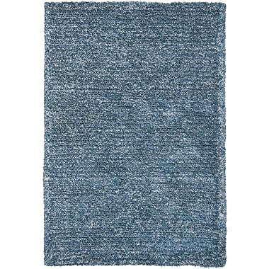 Chandra INT Blue Area Rug; 5' x 7'6''