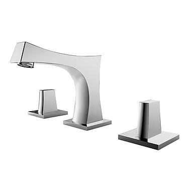 American Imaginations Double Handle 24'' Single Bathroom Vanity Top