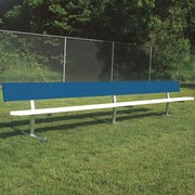 Bison Sports Portable Player Bench; 180'' L
