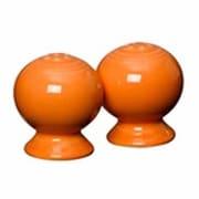 Fiesta Fiesta Salt & Pepper Set; Tangerine