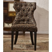 Corzano Designs Traditional Parsons Chair (Set of 2)