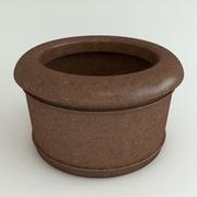 TerraCastProducts Californian Resin Pot Planter; Brazilian Terracotta