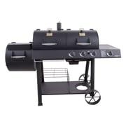 CharBroil Oklahoma Joe's Offset Propane Smoker & Gas Grill