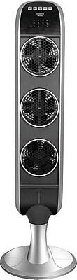 Sharper Image 43'' Oscillating Tower Fan