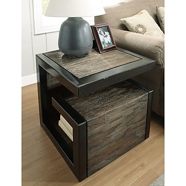 EasternLegends Transitions End Table
