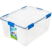 ZIPLOC Weathershield Storage Box