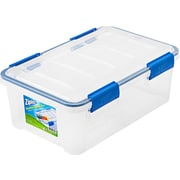 ZIPLOC Weathershield Storage Box; 16 Quart