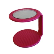 100 Essentials Rivage Side Table; Pink