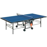 Butterfly Playback Rollaway Table Tennis Table; Blue