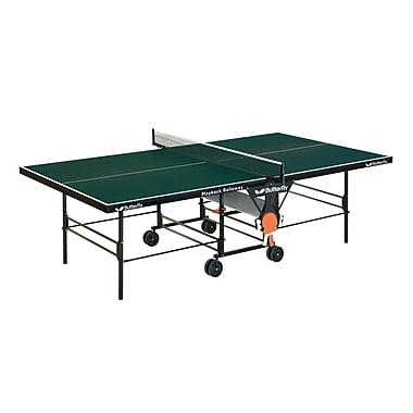 Butterfly Playback Rollaway Table Tennis Table; Green