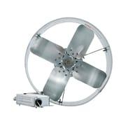 iLIVING Gable Mount Attic Fan w/ Adjustable Thermostat