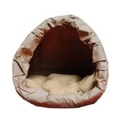 DogFashionLLC Beautifool Pet Cat Bag; Beige