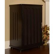 Plateau LSX Audio Cabinet; Black