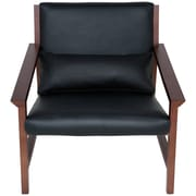 Nuevo Bethany Arm Chair; Black