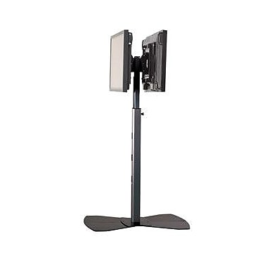 Chief Tilt Universal Floor Stand Mount for 30'' - 55'' Flat Panel Screens; Silver