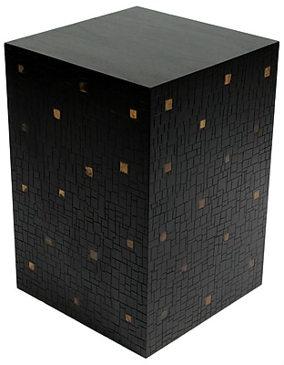Indo Puri Mosaic Block End Table