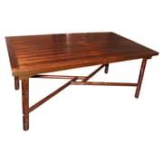 LeighCountry Char-Log Dining Table